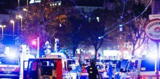 Una persona muerta en Viena - NDV