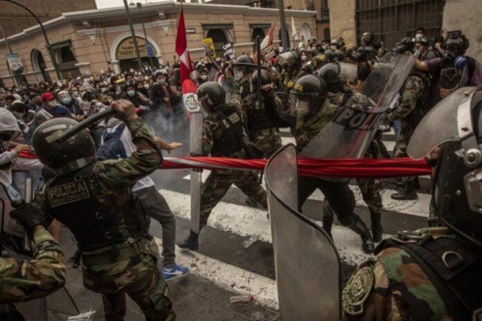 Protestas en Lima - NDV