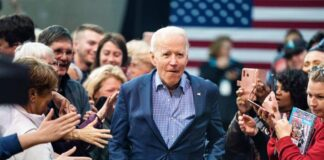 Refuerzan seguridad a Joe Biden - NDV