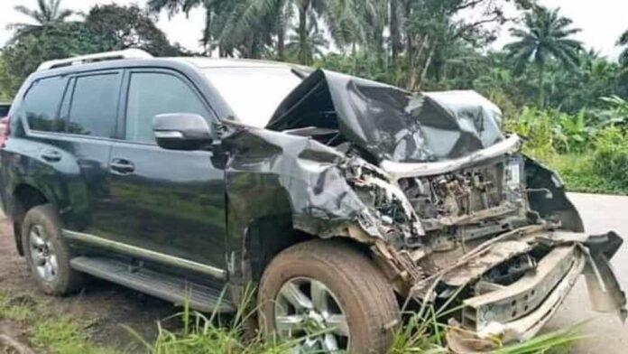 Samuel Eto accidente - ndv