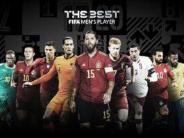 """Lewandowski nominado all """"The Best"""" - NDV"""