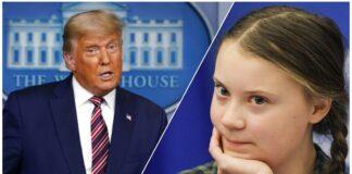 Thunberg respondió a Trump - NDV