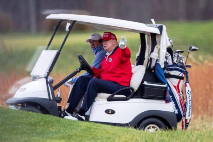 Trump insinuó que dejará la Casa Blanca - NDV