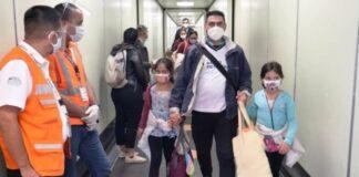 Unos 170 venezolanos regresaron de Ecuador - NDV