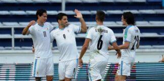 Uruguay venció a Colombia - NDV