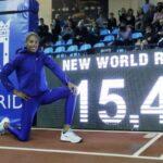 Yulimar Rojas candidata a Atleta del Año - NDV