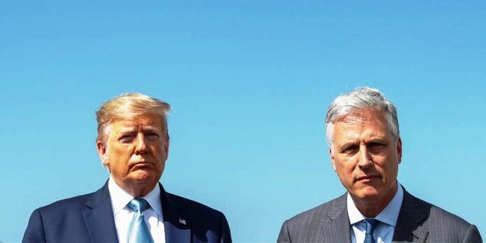 Asesor de Trump admite triunfo de Biden - NDV