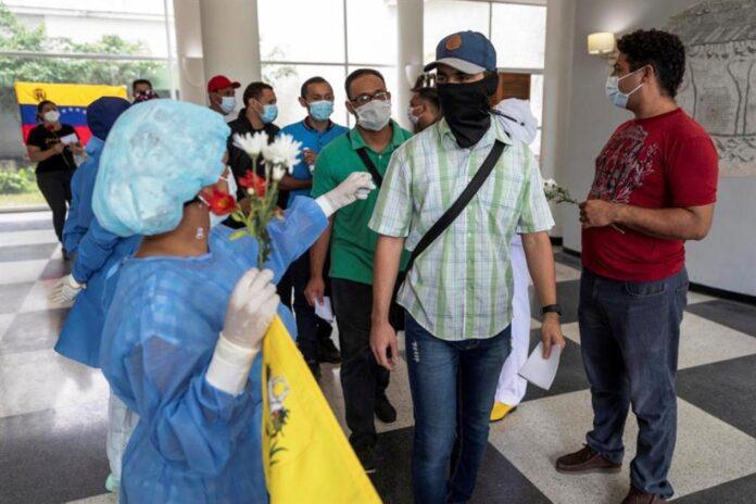 Venezuela sumó 305 nuevas infecciones - NDV