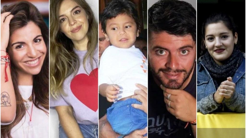 Hijos de Maradona lo despiden por las redes y se viene la herencia