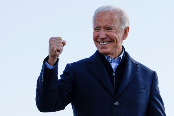 Biden presidente de Estados Unidos - NDV