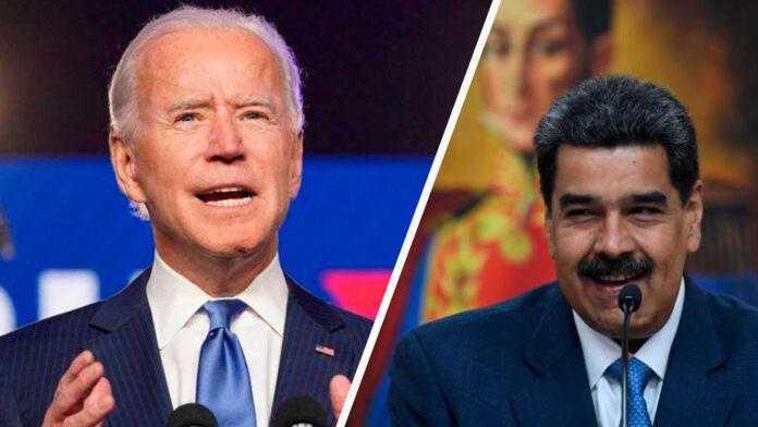 Maduro llama al diálogo con Biden - NDV