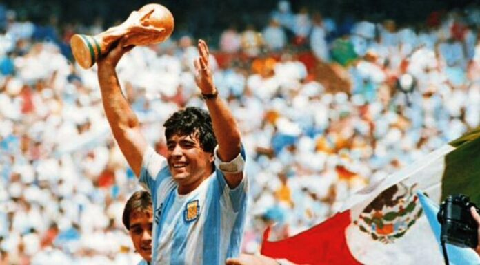Maradona: hombre mitológico - NDV