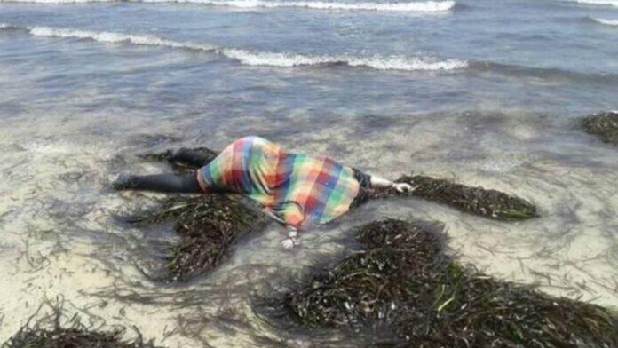migrantes muertos en orilla de costas en Libia - NDV