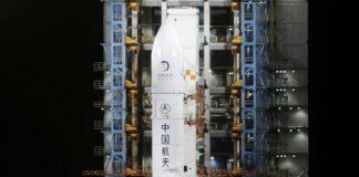 China lanzó una nave espacial - NDV