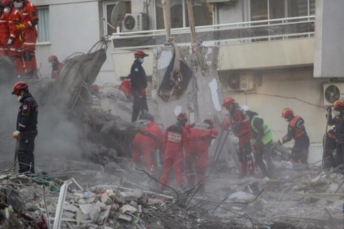 nuevo sismo en Turquía - NDV