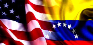 relaciones de Estados Unidos y Venezuela - NDV
