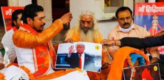 Rezan en la India y Delhi por Harris y Trump - NDV