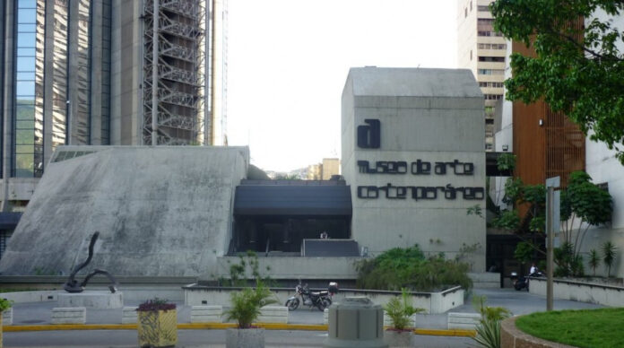 Robo en Museo de Arte Contemporáneo de Caracas