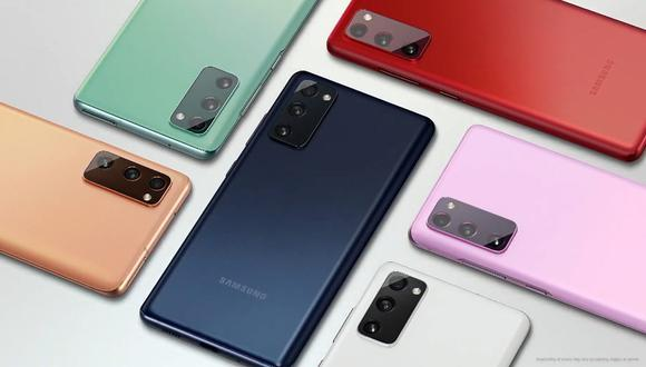 Samsung s20 - NDV