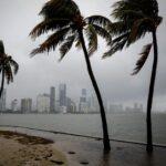 tormenta Eta en florida - NDV