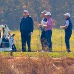 Trump golf - NDV