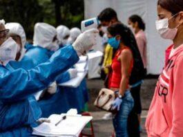 venezuela 100 mil casos - ndv