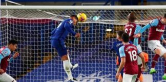 Chelsea victoria ante West Ham