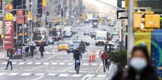 cierre total en Nueva York - NDV