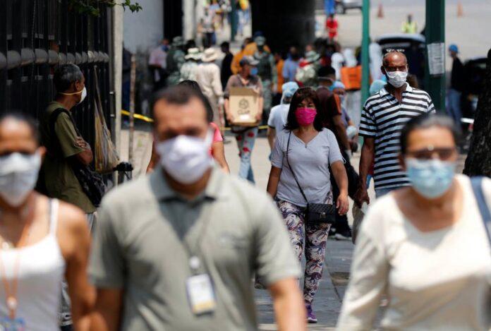 Venezuela 438 nuevos contagios