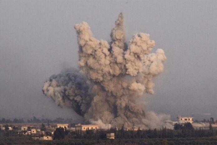 emboscada en Siria