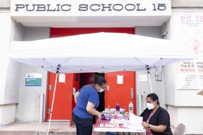 Nueva York escuelas - NDV