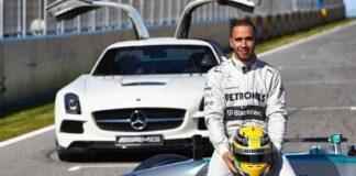 Hamilton contrato Mercedes