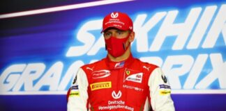 Mick Schumacher ganó fórmula 2 - ndv