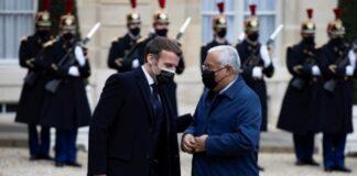 primer ministro portugués en aislamiento
