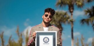 Prince Royce récord Guinness