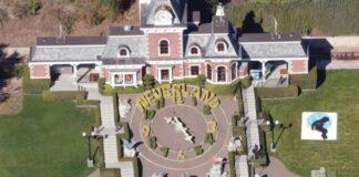 rancho Neverland vendido