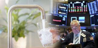 agua empiece a cotizar en Wall Street - ndv