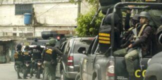 23 muertos enfrentamiento en caracas
