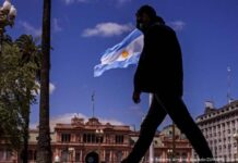 Argentina caso de cepa