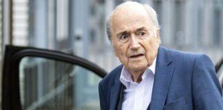 Joseph Blatter fue hospitalizado