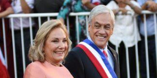 Piñera y su esposa en cuarentena