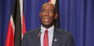 primer ministro de Trinidad y Tobago