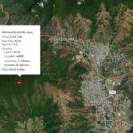 Sismo en Valencia de magnitud 3.0