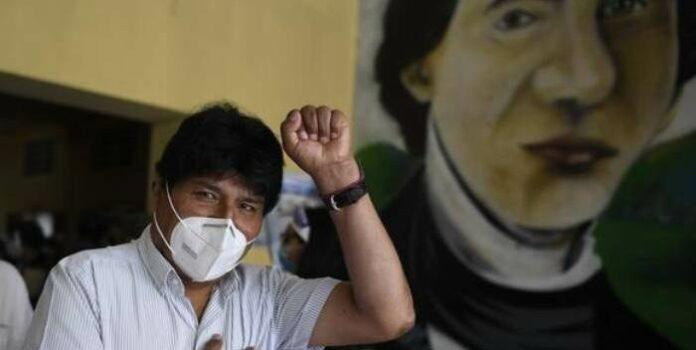 Evo Morales positivo covid-19