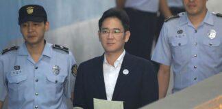 Jay Y. Lee cárcel
