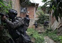 Enfrentamientos en La Vega