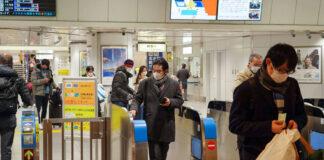 nueva variante del coronavirus en Japón
