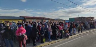 Chile militariza frontera