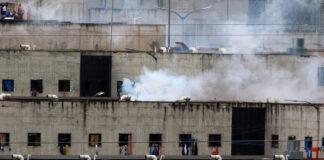 75 muertos en prisiones de Ecuador