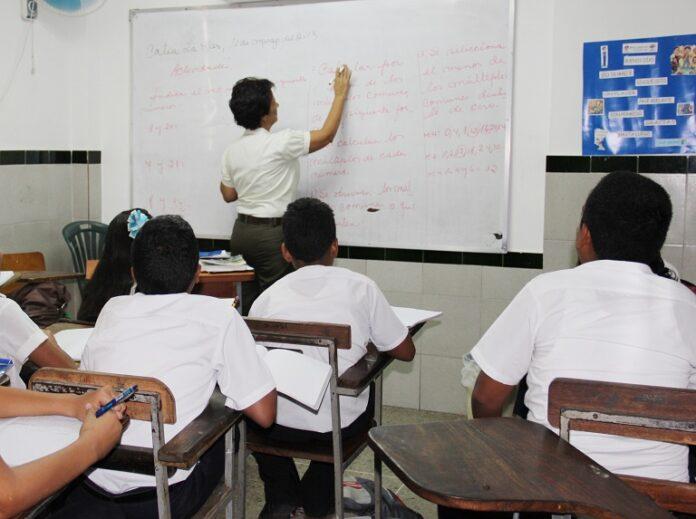 inicio de clases presenciales - ndv